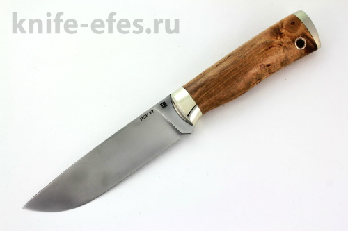 Knife Spartak 1 ATTENTION! In the manufacture of the handle of this model can be used various materials. To discuss all of the details you need to contact the Manager. Or,when ordering, specify in comments.