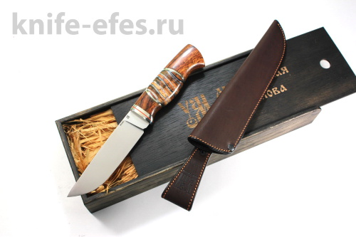 "Knife ""Spartak 1"" to 4"