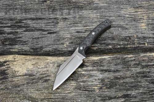 Нож Фокс из стали М390 - купить в Москве - Доставка по РФ