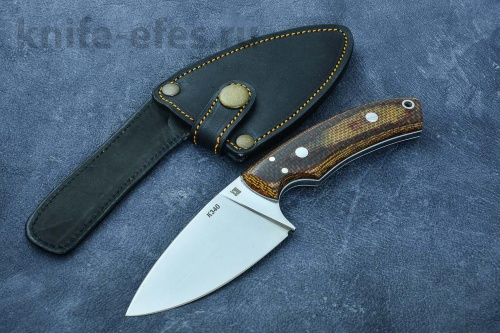 Knife Beaver steel metal К340 ATTENTION! In the manufacture of the handle of this model can be used various materials. To discuss all of the details you need to contact the Manager. Or,when ordering, specify in comments.