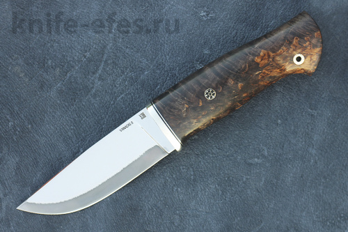 Knife Hunter X from laminated steel (vanadis 8)
