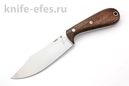 Knife R. A. Y. 101 of steels R6M5K5 metal